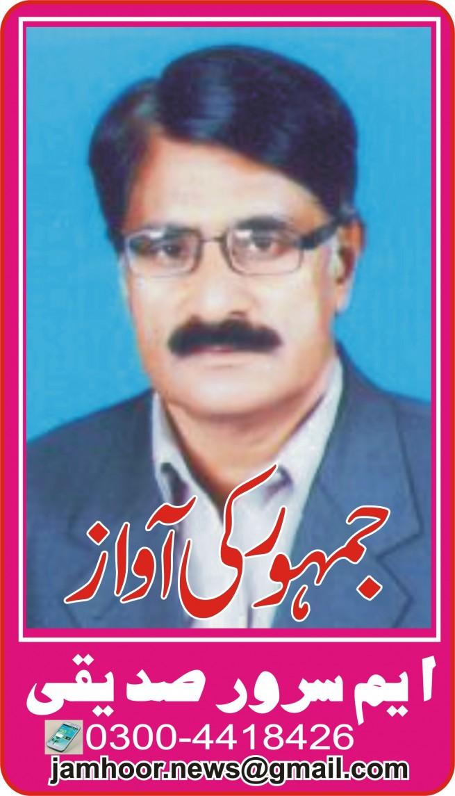 M. Sarwar Siddique