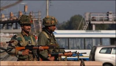 New Delhi, Air Base Attack