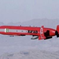 Pakistan Raad Missile