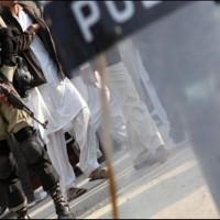 Pakistan Rawalpindi Protest