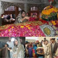 Rubina Qaimkhani Sehwan Sharif Arrival