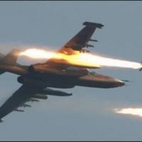 Russia Syria Attack Daesh