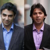 Salman and Asif