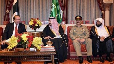 Saudi Arabia's Pakistani leadership