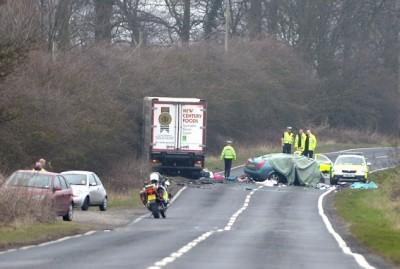 Scotland Traffic Accident