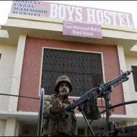 Security High Alert Universities