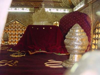 Sheikh Abdul Qadir Jilani Shrine