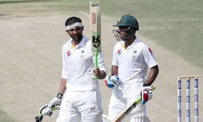 Shoaib Malik  Test Career