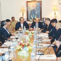 Sindh, Apex Committee Meeting
