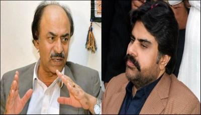 Sindh Governmenton Thar death Minsters