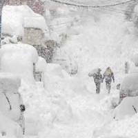 South Korea Snowfall