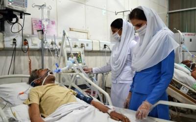 Swine Flu Patient