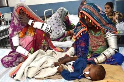 Thar Child Death