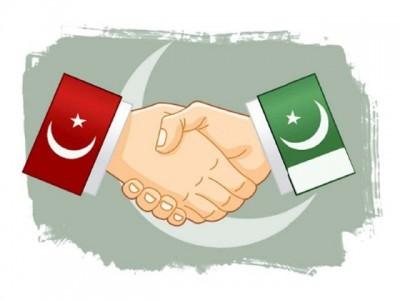 Turkish and Pakistan