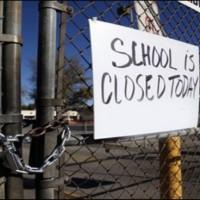 US School Closed