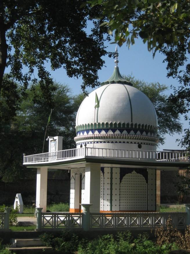 Pir Qadir Ali Shah, Sohawa Jumlani