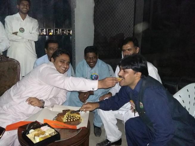 Asif Rehmani Greeting