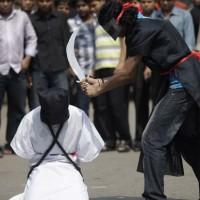 Beheading in Saudi Arabia