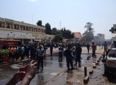 Burundi Explosion