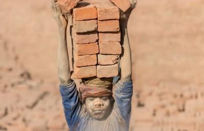 Child Labor Brick Kilns