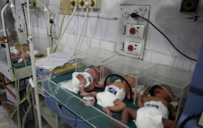 Children Death-Lahore Children Hospital