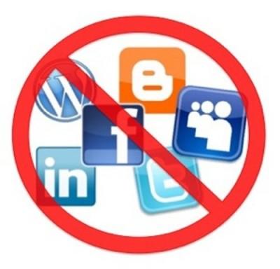 Disadvantages of Socia Media