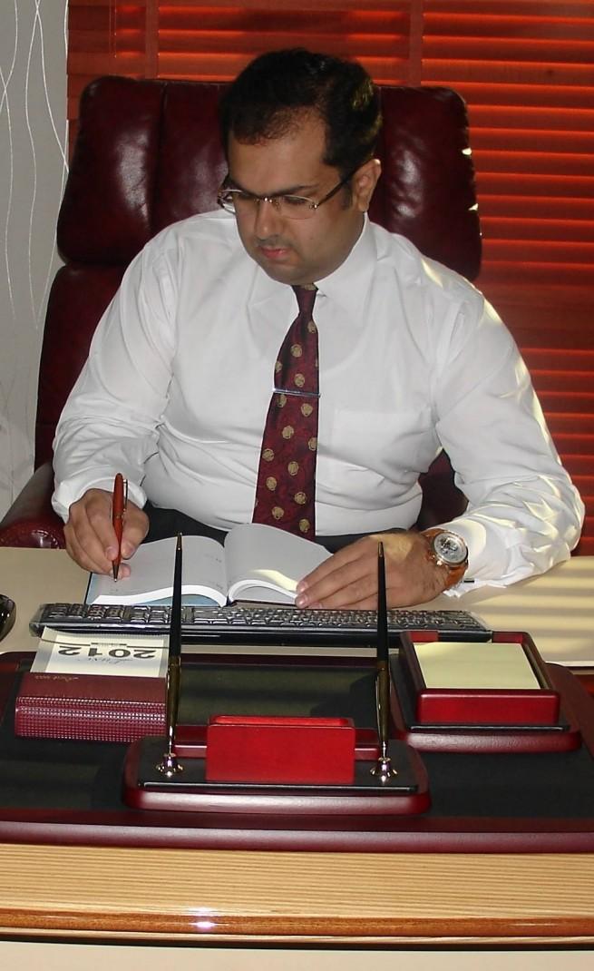 Dr. Ali Abbas