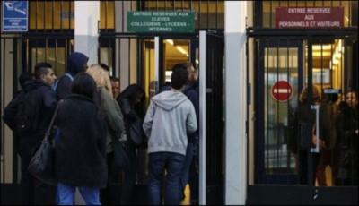 France School Smooking