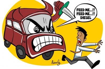 Fuel Price-Hike