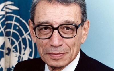 General Boutros Ghali