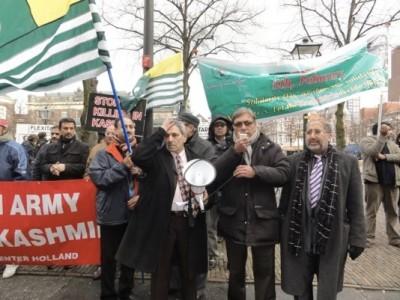 Hague Protest