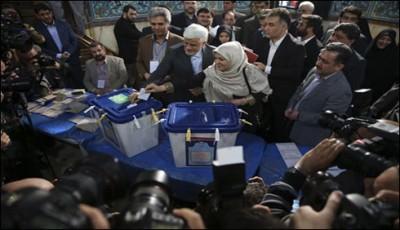 Iran Parliamentary Elections