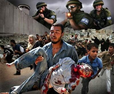 Israeli Cruelty in Palestine