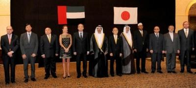 Japan and Dubai