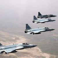 Jet Planes Bombing