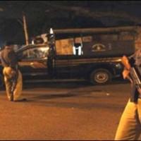 Karachi Polic Eaction