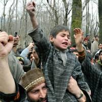 Kashmir Freedom Protest