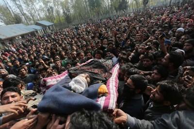 Kashmir Mass killing