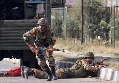 Kashmiri Mujahideen Attack on  Indian Army