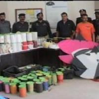 Kite Fliers,Against Crackdown