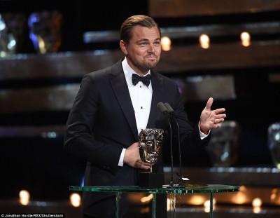 Leo DiCaprio nardud