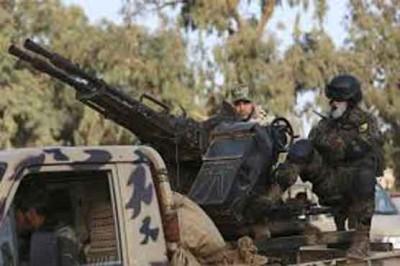 Libya Army, Rebels Clashes