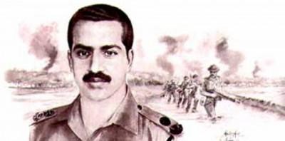Major Shabir Sharif