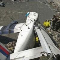 Napal Plane Crash