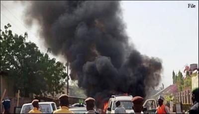 Nigeria Blast