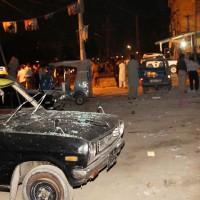 North Nazimabad Bomb Attack