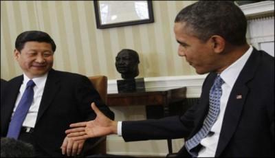 Obama and China President