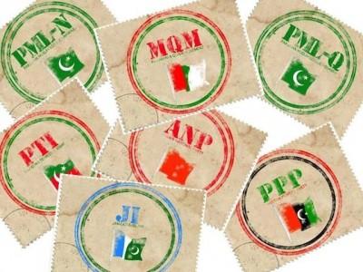 Pakistani Political Parties