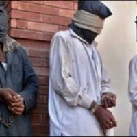Peshawar Operation 40 Arrest