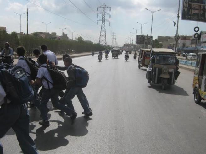 Power Chowringi Karachi